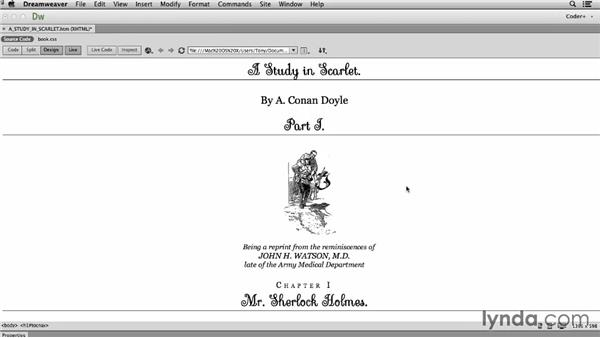 From HTML or XHTML to EPUB: Creating Ebooks for the Kindle