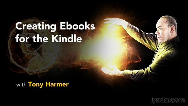 Where to go from here: Creating Ebooks for the Kindle