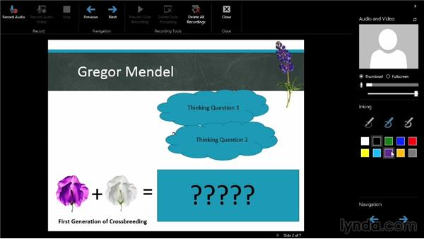 Creating videos from PowerPoint presentations: Teacher Tips