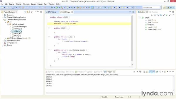 Solution: Develop a parallel-capable servlet: Java EE Essentials: Servlets and JavaServer Faces