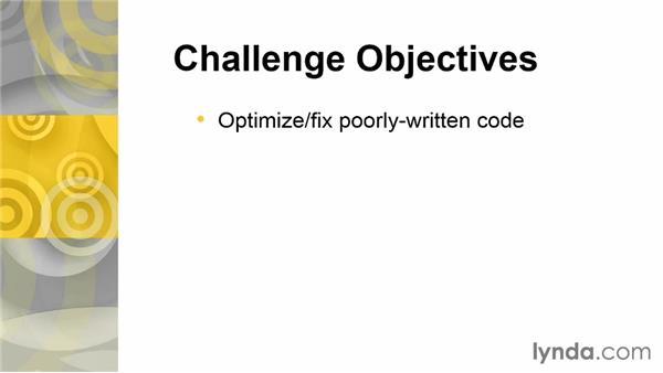 Challenge: Optimize a servlet: Java EE Essentials: Servlets and JavaServer Faces