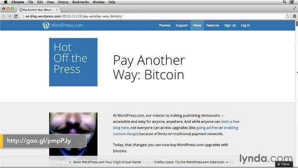 What is bitcoin?: Up and Running with Bitcoin