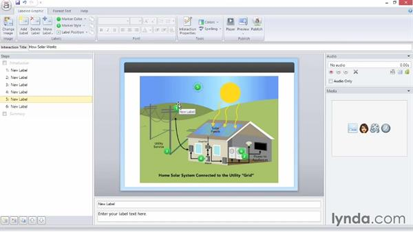 Solution: Build an Engage interaction: Up and Running with Articulate Studio '13