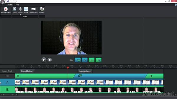 Touring the Replay interface: Up and Running with Articulate Studio '13
