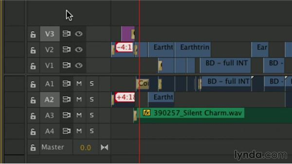 Track control area overview: Premiere Pro Guru: Mastering the Timeline