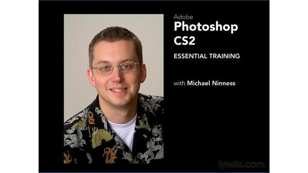 Goodbye: Photoshop CS2 Essential Training