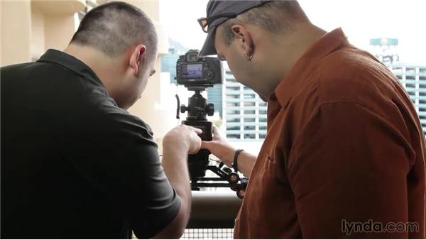 The benefits of motion: Shooting a Time-Lapse Movie with the Camera in Motion