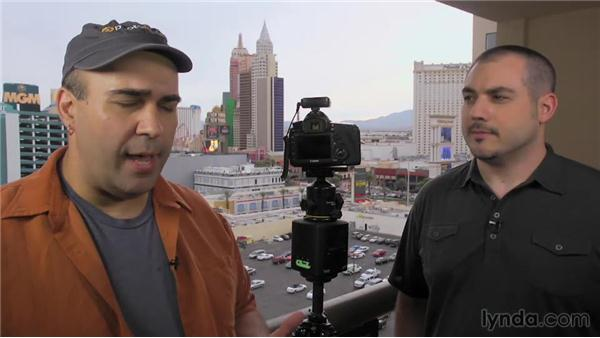Designing the shot: Shooting a Time-Lapse Movie with the Camera in Motion