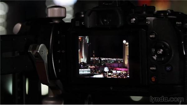 Memory card selection: Shooting a Time-Lapse Movie with the Camera in Motion