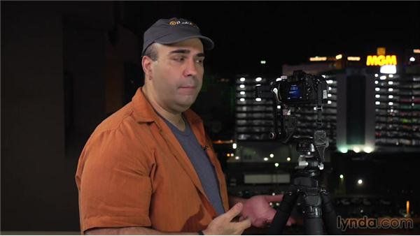 Panning the head: Shooting a Time-Lapse Movie with the Camera in Motion