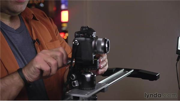 Slider (no power): Shooting a Time-Lapse Movie with the Camera in Motion