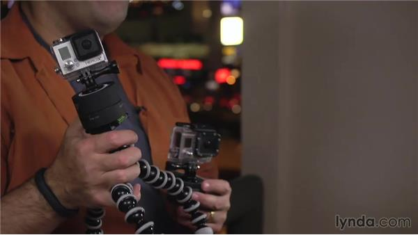 Flow-Mow for the GoPro: Shooting a Time-Lapse Movie with the Camera in Motion