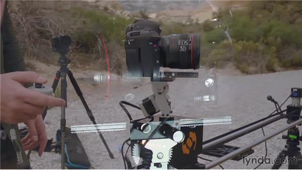 Three-axis motion: Shooting a Time-Lapse Movie with the Camera in Motion