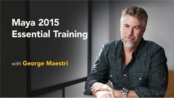 Next steps: Maya 2015 Essential Training