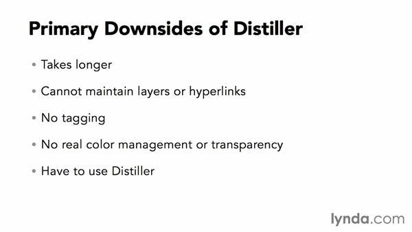 Export vs. Distiller: InDesign Insider Training: Print PDFs