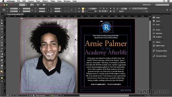 Exporting a PDF quickly and easily: InDesign Insider Training: Print PDFs