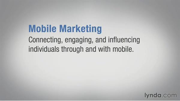 Welcome: Mobile Marketing Fundamentals