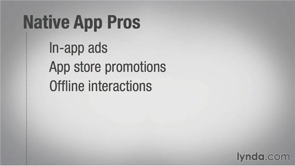 App type considerations: Mobile Marketing Fundamentals