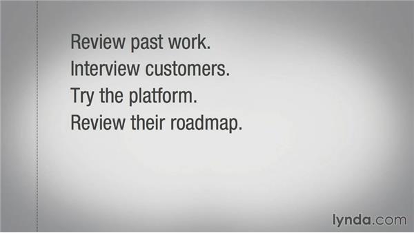 Partnership considerations: Mobile Marketing Fundamentals