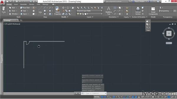 Comparing AutoCAD to AutoCAD Architecture: AutoCAD Architecture Essential Training
