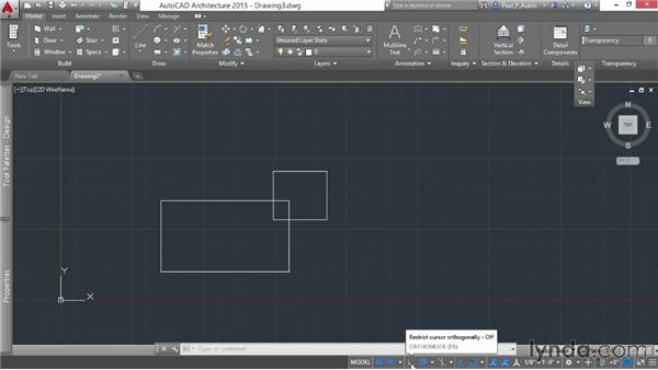 Understanding drafting settings: AutoCAD Architecture Essential Training