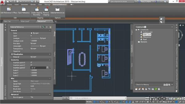 Modifying constructs: AutoCAD Architecture Essential Training