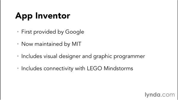 Exploring MIT App Inventor 2: Simple Android Development Tools