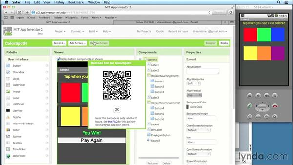 Sharing your App Inventor 2 app: Simple Android Development Tools