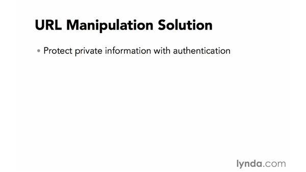 URL manipulation: Creating Secure PHP Websites