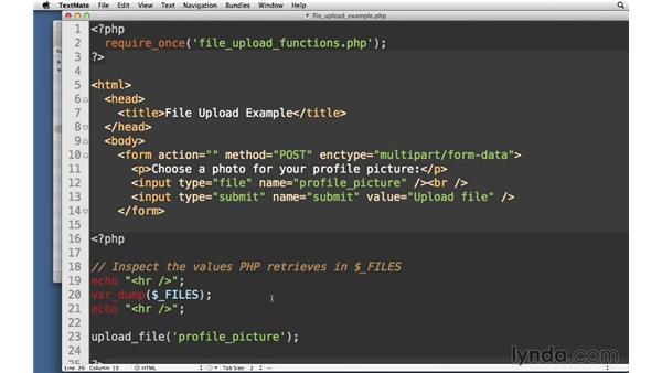 File upload abuse: Creating Secure PHP Websites