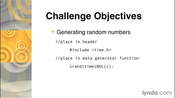 Challenge: Improve the bar chart: C Essential Training