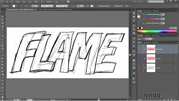 Selecting a font-creation software: Designing a Retro-Style Superhero