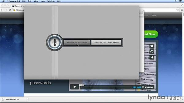 Installing 1Password: 1Password Fundamentals