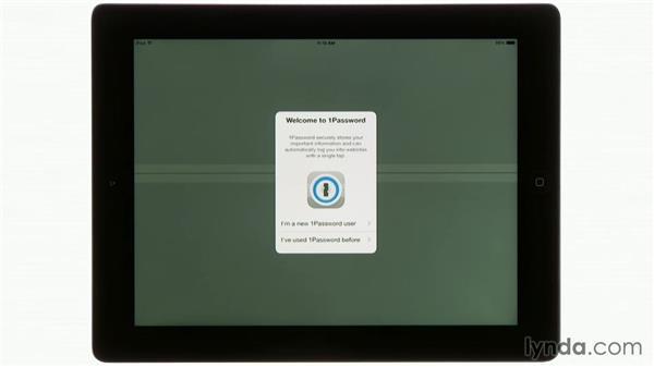 Installing 1Password on an iPhone or iPad: 1Password Fundamentals