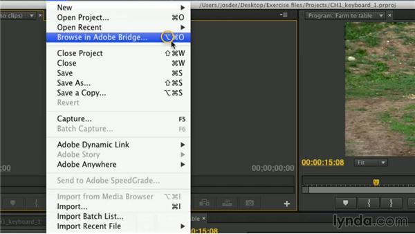 Understanding modifier keys: Premiere Pro Guru: Essential Keyboard Shortcuts