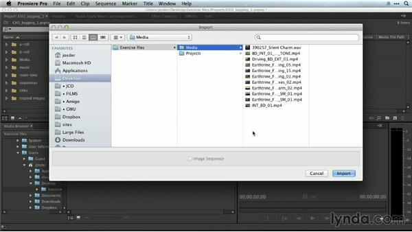 Importing: Premiere Pro Guru: Essential Keyboard Shortcuts