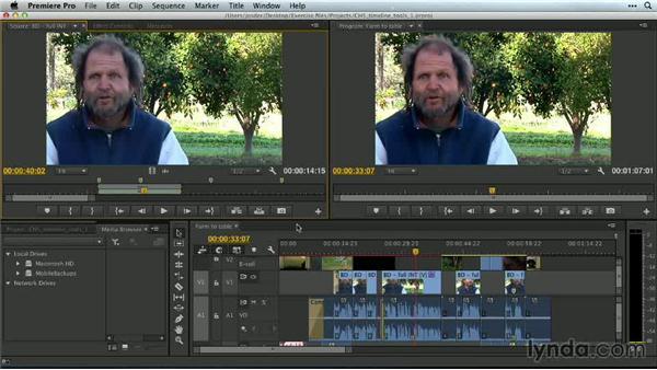 F is for Match Frame: Premiere Pro Guru: Essential Keyboard Shortcuts
