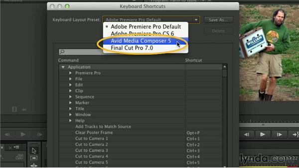 Keyboard presets: Premiere Pro Guru: Essential Keyboard Shortcuts