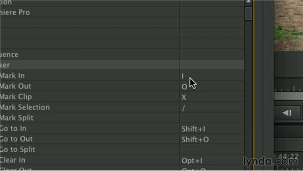 Mapping multiple shortcuts to one command: Premiere Pro Guru: Essential Keyboard Shortcuts