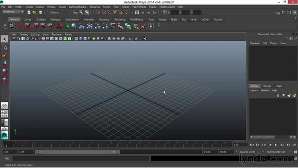 What you should know before watching this course: Rendering Exteriors in Maya
