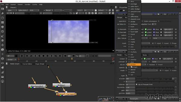 Adding quick clouds and sky: Rendering Exteriors in Maya