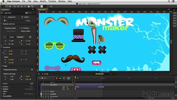 What you should know before watching this course: Creating Drag-and-Drop Functionality with Edge Animate