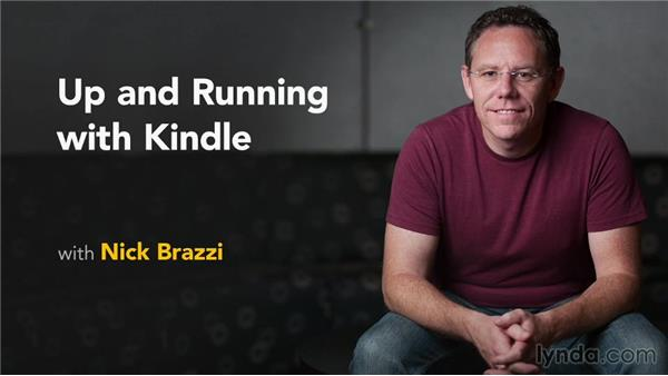 Next steps: Up and Running with Kindle