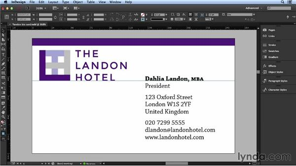 Experimenting with different configurations: Layout and Composition with InDesign