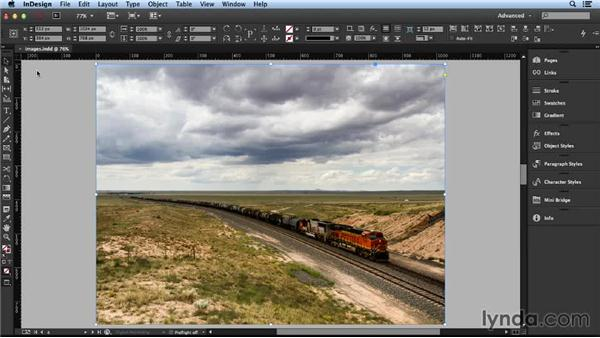 Bleeds and crops: Layout and Composition with InDesign