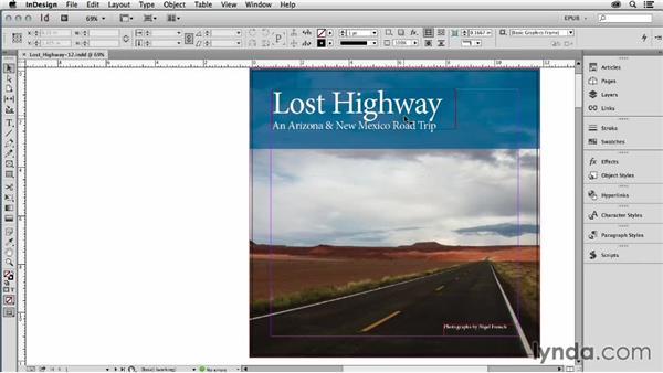 Preparing the file: Creating a Fixed-Layout EPUB