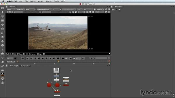 Two new viewer features: Nuke 8 New Features