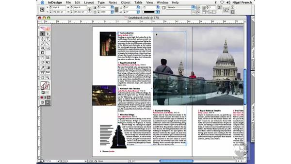 Viewing your page: InDesign CS2 Professional Typography