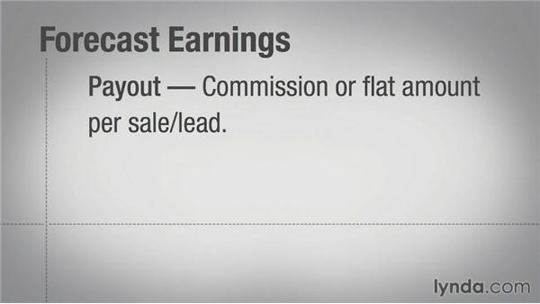How much do affiliates earn?: Affiliate Marketing Fundamentals
