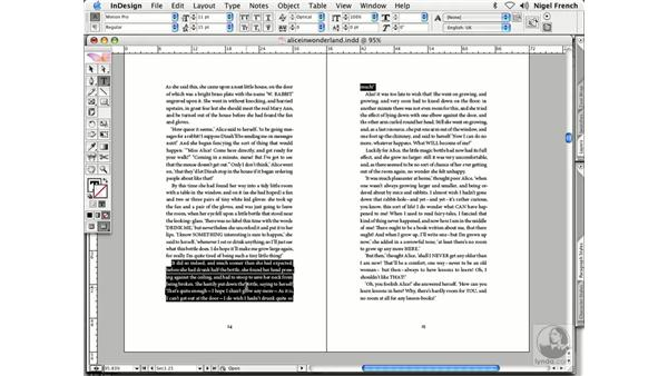 Kerning preferences: InDesign CS2 Professional Typography